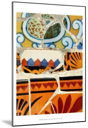 Mosaic Fragments II--Mounted Art Print