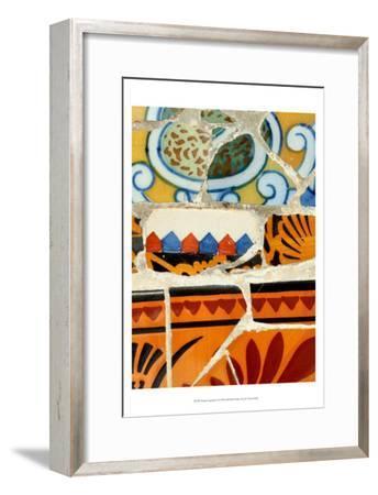 Mosaic Fragments II--Framed Art Print