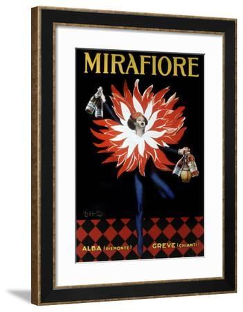 Mirafiore, Alba-Leonetto Cappiello-Framed Giclee Print