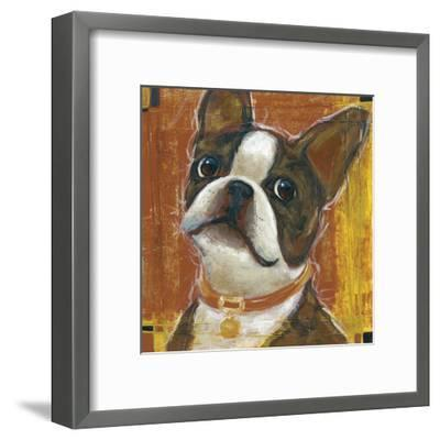 Yes!-Karen Dupr?-Framed Art Print