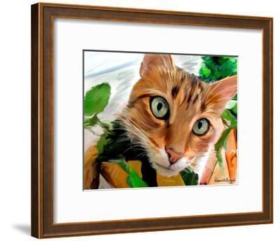 Sweepo Planted-Robert Mcclintock-Framed Art Print