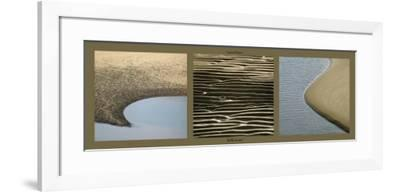 Sable et Eau-Laurent Pinsard-Framed Art Print