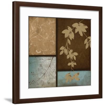 Spa I-Jennifer Pugh-Framed Art Print