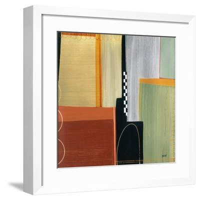 Game Night II-Danielle Hafod-Framed Art Print