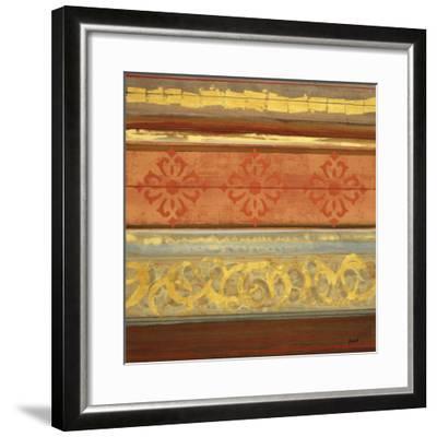 Regal Quilt II-Danielle Hafod-Framed Art Print