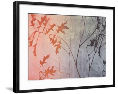 Fall Foreshadowed-Linda Yoshizawa-Framed Art Print