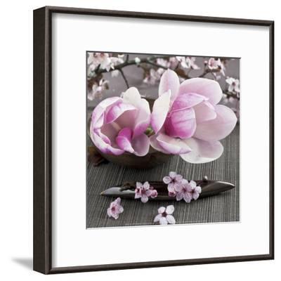 Magnolia-Catherine Beyler-Framed Art Print