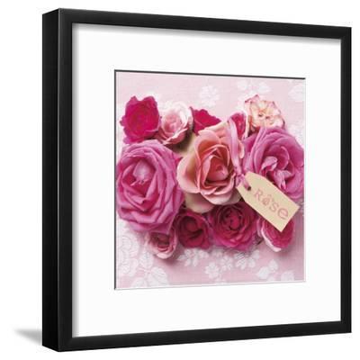 Rose-Louis Gaillard-Framed Art Print