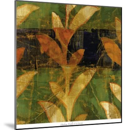 Undersea Violet I-Elizabeth Jardine-Mounted Art Print