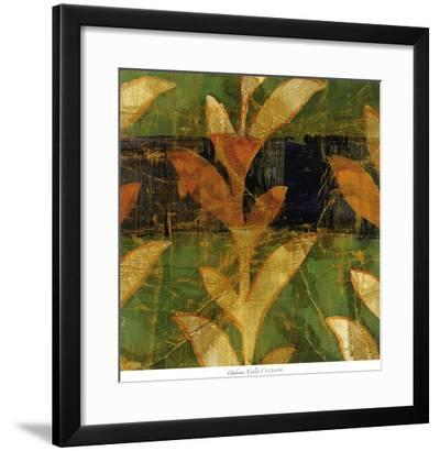 Undersea Violet I-Elizabeth Jardine-Framed Art Print