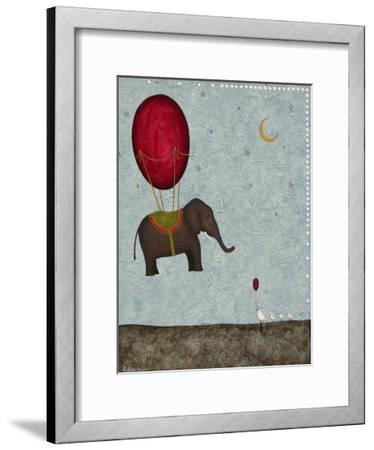 The Arrival-Shari Beaubien-Framed Art Print