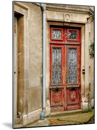 Weathered Doorway I-Colby Chester-Mounted Art Print