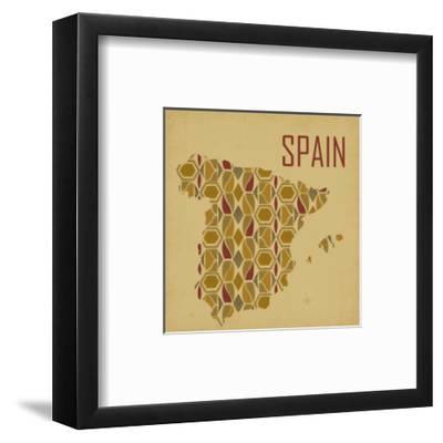 Travel Abroad III-Jarman Fagalde-Framed Art Print