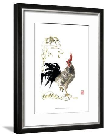 It's My Turn-Nan Rae-Framed Art Print