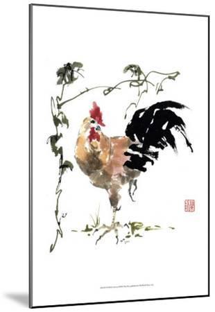 Of All He Surveys-Nan Rae-Mounted Art Print
