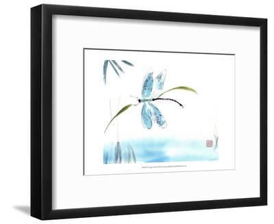 The Light Touch-Nan Rae-Framed Art Print