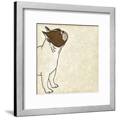 Good Dog I-Chariklia Zarris-Framed Art Print