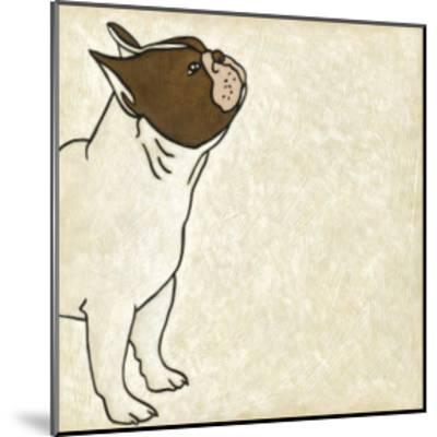 Good Dog I-Chariklia Zarris-Mounted Art Print