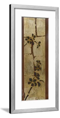Tiled Botanical III-Ethan Harper-Framed Art Print