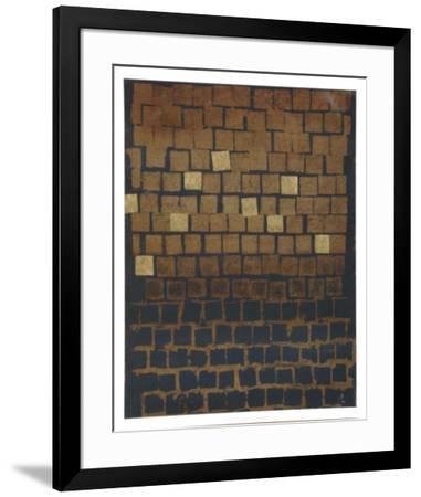 Mosaic Sunset I-Megan Meagher-Framed Giclee Print