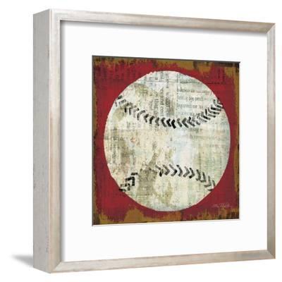 Ball I-Mo Mullan-Framed Art Print