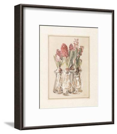 Bulbes IV-Laurence David-Framed Art Print