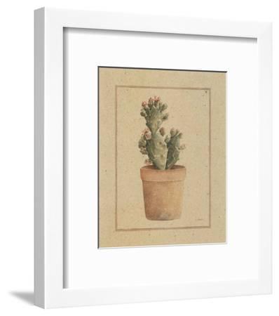 Opuntia Vulgaris-Laurence David-Framed Art Print
