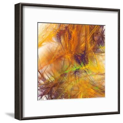 Muse III-Jean-Fran?ois Dupuis-Framed Art Print