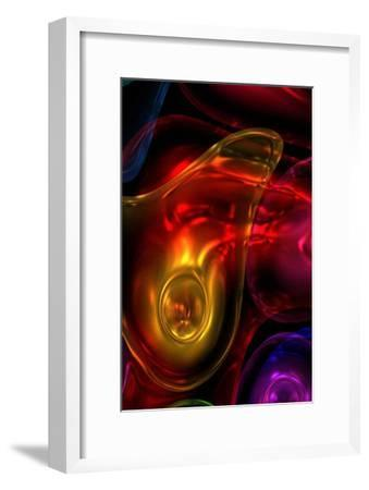 Candy IIX-Jean-Fran?ois Dupuis-Framed Art Print