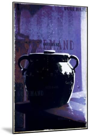 Gourmand: Pot I-Pascal Normand-Mounted Art Print