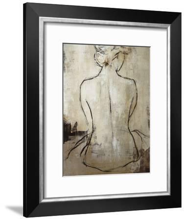 Spa Day III-Bridges-Framed Art Print