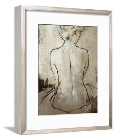 Spa Day III-Bridges-Framed Art Print