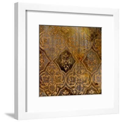 Queen's Colours III-John Douglas-Framed Art Print