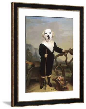 The Little Lord-Thierry Poncelet-Framed Premium Giclee Print