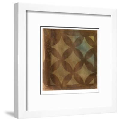 Mediterranean Impressions III-Megan Meagher-Framed Limited Edition