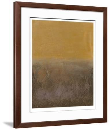 Gradient I-Jennifer Goldberger-Framed Limited Edition
