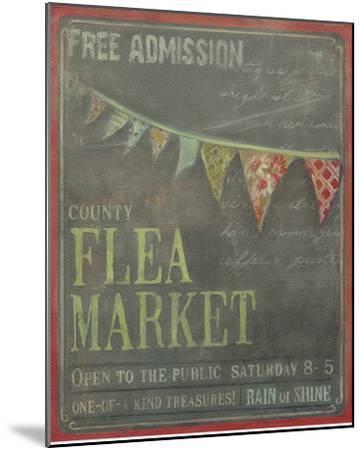 County Flea Market-Mandy Lynne-Mounted Art Print