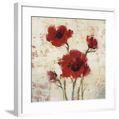 Simply Floral I-Tim O'toole-Framed Art Print