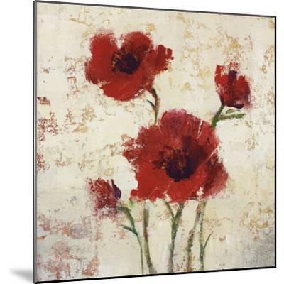 Simply Floral I-Tim O'toole-Mounted Art Print