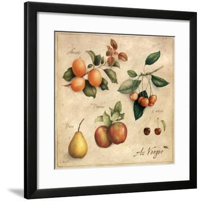 Au Verger-Vincent Perriol-Framed Art Print