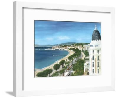 Cannes-Gerard Malon-Framed Art Print