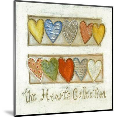 The Hearts Collection-Roberta Ricchini-Mounted Art Print