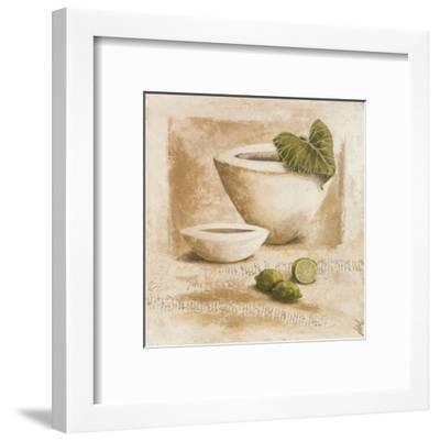 Citrons Verts-V?ronique Didier-Laurent-Framed Art Print