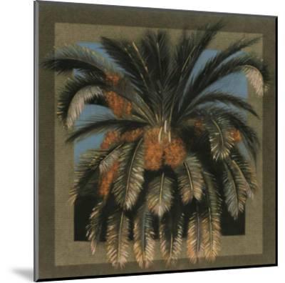 Palmier Fleur-A^C^ Jacquin-Mounted Art Print