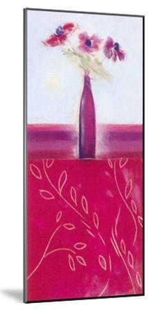 Crimson II-Marilyn Robertson-Mounted Art Print