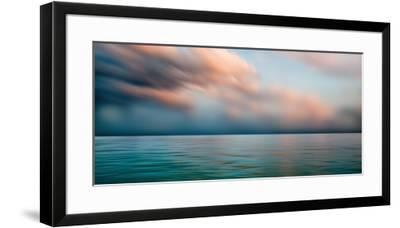 Caribbean Sea I-Jeff Friesen-Framed Art Print