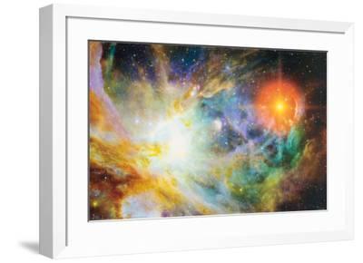 Birth of a Star--Framed Poster