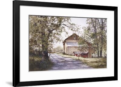 The Road Home-Ray Hendershot-Framed Giclee Print