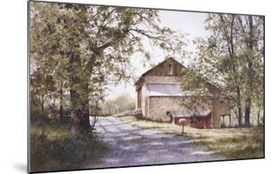 The Road Home-Ray Hendershot-Mounted Giclee Print