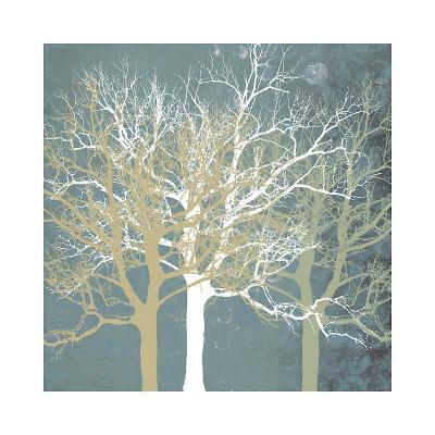 Tranquil Trees-Erin Clark-Giclee Print